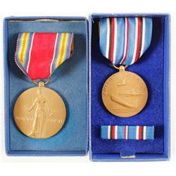 WW II Medals (2)   (89179)