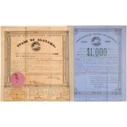 Confederate Bonds (2)   (105720)