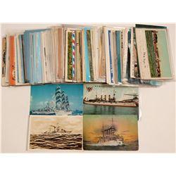 U.S. Military Assorted Postcards   (105327)