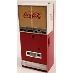 Coca-Cola Vending Machine/ Transistor Am/Fm Radio   (102151)