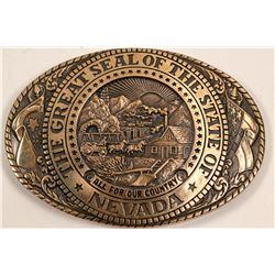 Nevada Belt Buckle   (105680)