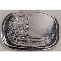 """Bert"" Belt Buckle   (105667)"