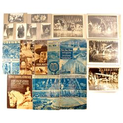 Circus Photo Archive   (88319)