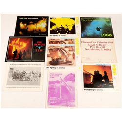 Fire Calendars (10)   (106559)