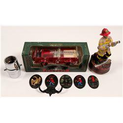 Fire Memorabilia (5)   (106379)