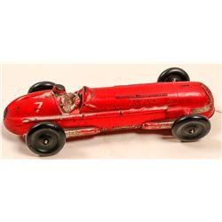 Red Auburn Racecar Bakelite Toy   (105682)