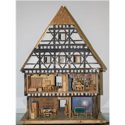 Doll House / German Chalet / WW2   (106250)