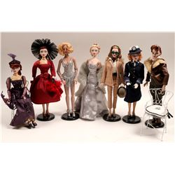 "Dolls  ""Gene"" TM (Collection of 19)    (106002)"