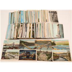 Bridge Postcard Collection   (105355)