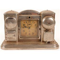 Darche Illuminated Electric Clock Bank   (106226)