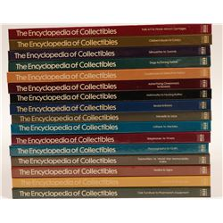 Encyclopedia of Collectibles by Time Life (16 Vols)   (106384)
