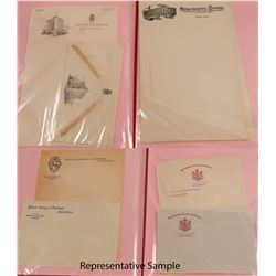 Hotel Stationery Collection   (106547)