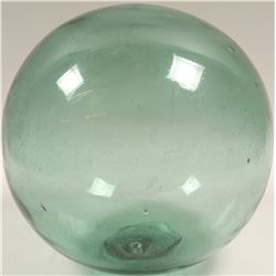 Large Glass Float   (105234)