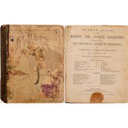 Olney's Atlas   (105243)