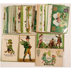 St. Patricks Day Postcards   (104619)