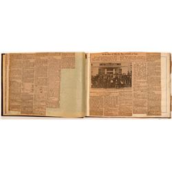 Tex Ricard Scrap Book   (106410)