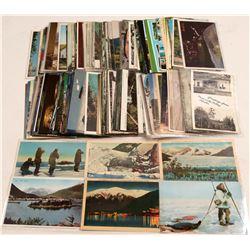 Alaska Postcards   (105280)