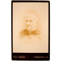 Fly Photograph Cabinet Card   (84872)