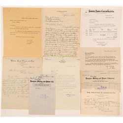 Bodie Correspondence Group (Most JS Cain Related)   (107400)