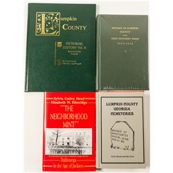 Lumpkin County, Georgia History Books (3)   (58616)