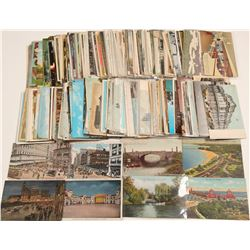 Chicago, Illinois Postcards    (105450)