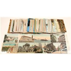 Boston, MA Postcard Collection   (105435)