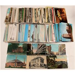 Missouri Postcard Collection   (105284)