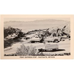 Eastgate Nevada Postcard   (105311)