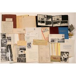 Heizer Personal Ephemera Collection   (104007)