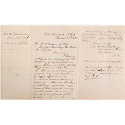 Dan Dequille Hoax Letter   (105258)
