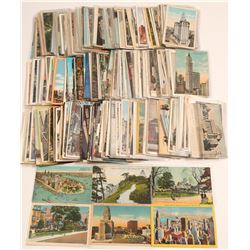 New York City Postcard Collection   (105443)