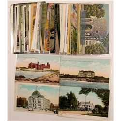 Rhode Island Postcards   (104983)