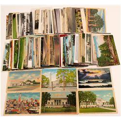 U.S. Southern States Postcards   (105316)