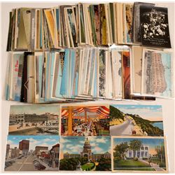 Texas Postcard Collection    (105303)