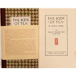 "Book / "" The Tea Book""   (105395)"