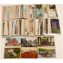 Virginia Postcard Collection   (105430)