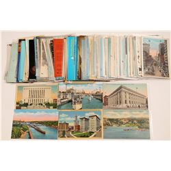 Seattle, WA Postcards   (105434)