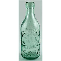 PRIEST'S NATURAL SODA BOTTLE   (29576)