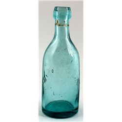CONNOLLY & BRO. SODA BOTTLE   (30424)
