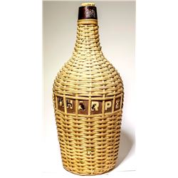 Whiskey Bottle / Wicker Variant / I. W. Harper   (47900)