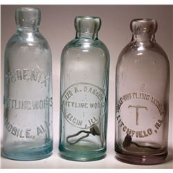 Phoenix, Leo A. Danner ,  &  Tolle Bottling Works ( 3 items )    (77438)