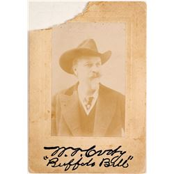 Buffalo Bill Cody Photo   (78418)