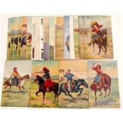 Cowgirls   (105090)