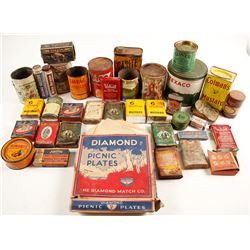 Tins  and Matches   (87350)