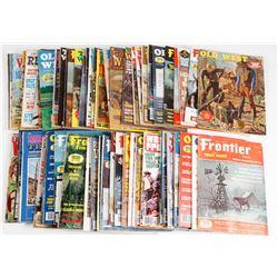 Western Magazine Collection   (64001)