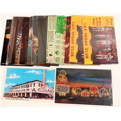 Las Vegas, NV Postcards   (105354)