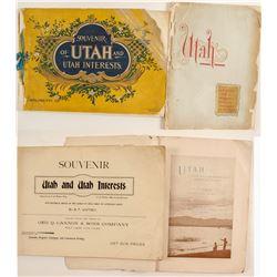 Utah Promo Booklets (2)   (86461)