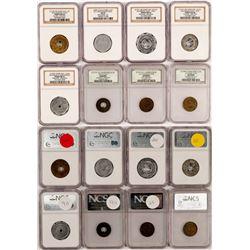 Eight Popular Trade Tokens   (103007)