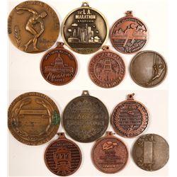 Marathon Medals   (102861)