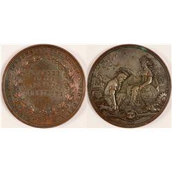 Mechanics Institute Medal   (102860)